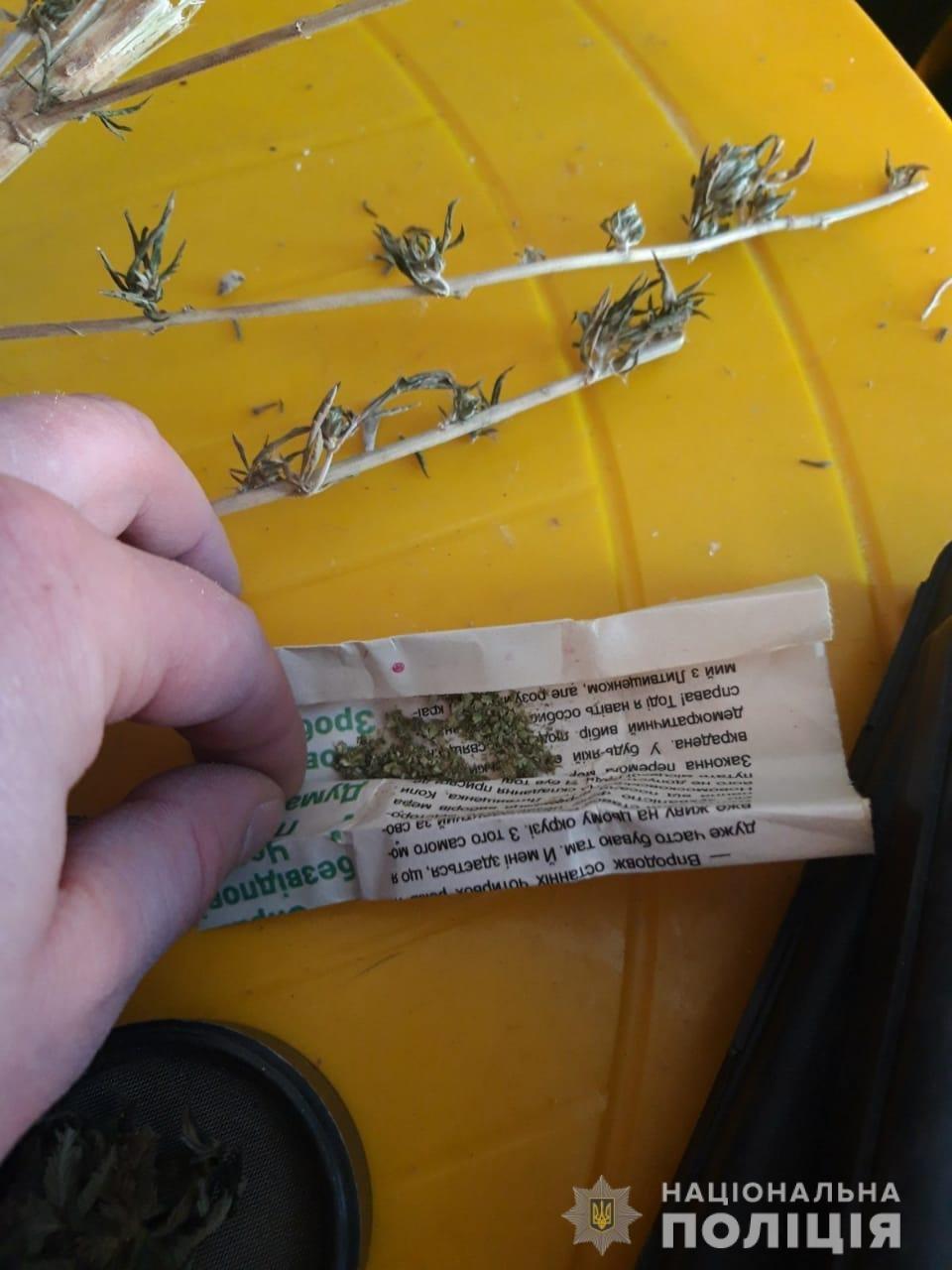 На Днепропетровщине мужчина хранил у себя в сарае наркотики, - ФОТО, фото-2