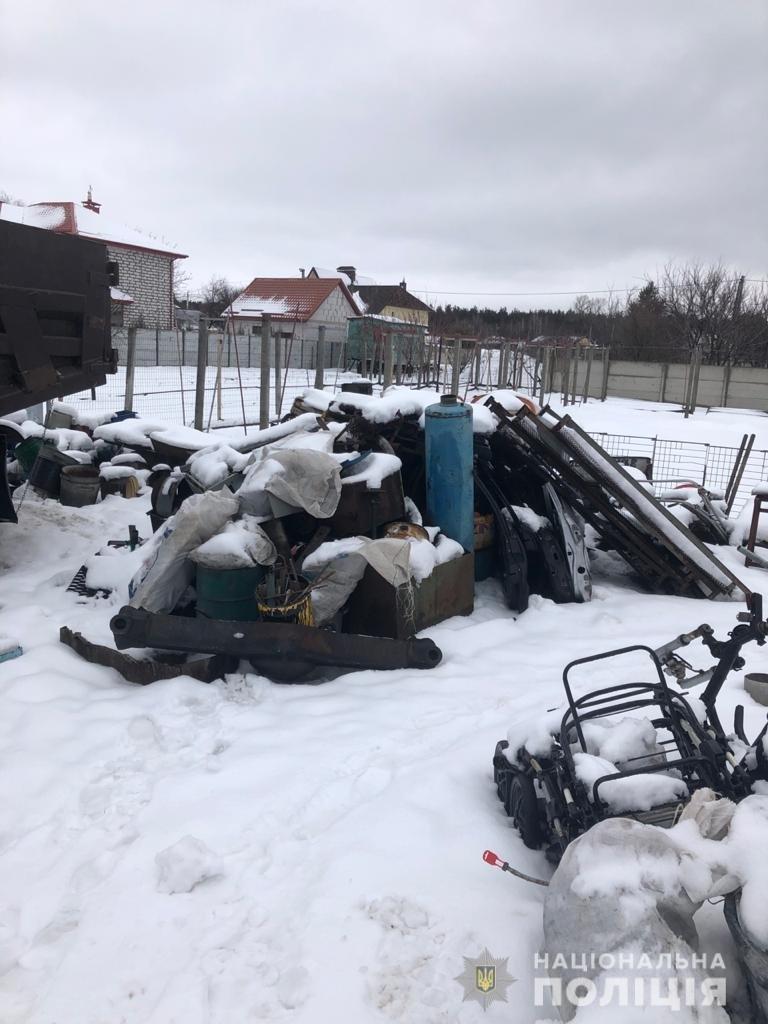 На Днепропетровщине изъяли более трех тонн металлолома, - ФОТО, фото-1