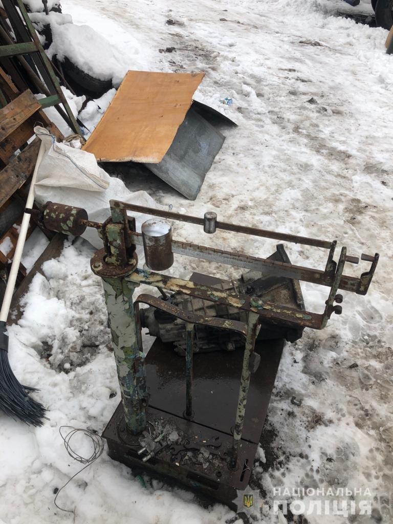 На Днепропетровщине изъяли более трех тонн металлолома, - ФОТО, фото-3