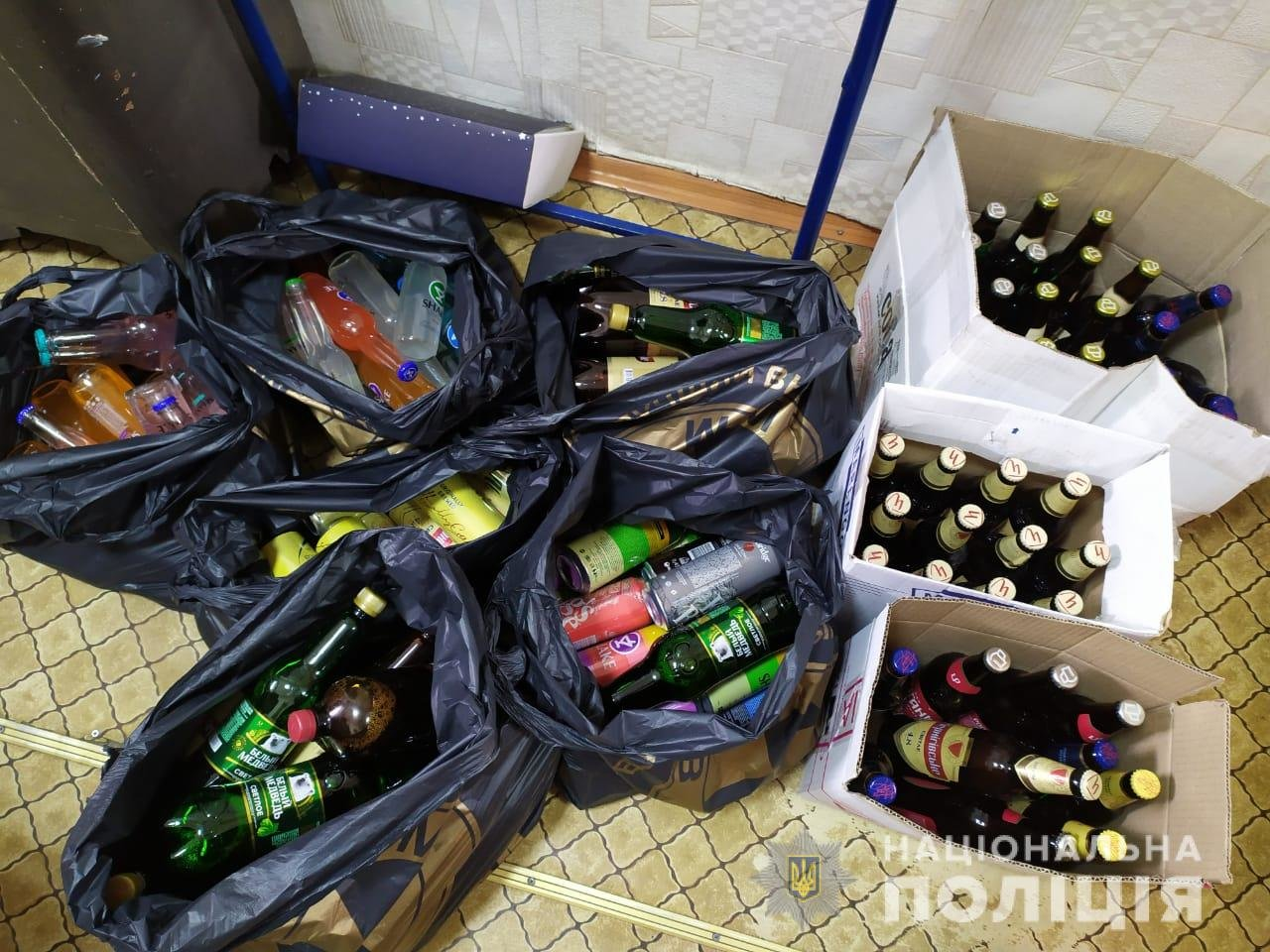 В Днепропетровской области изъяли более полутора сотни бутылок незаконного алкоголя, - ФОТО, фото-1