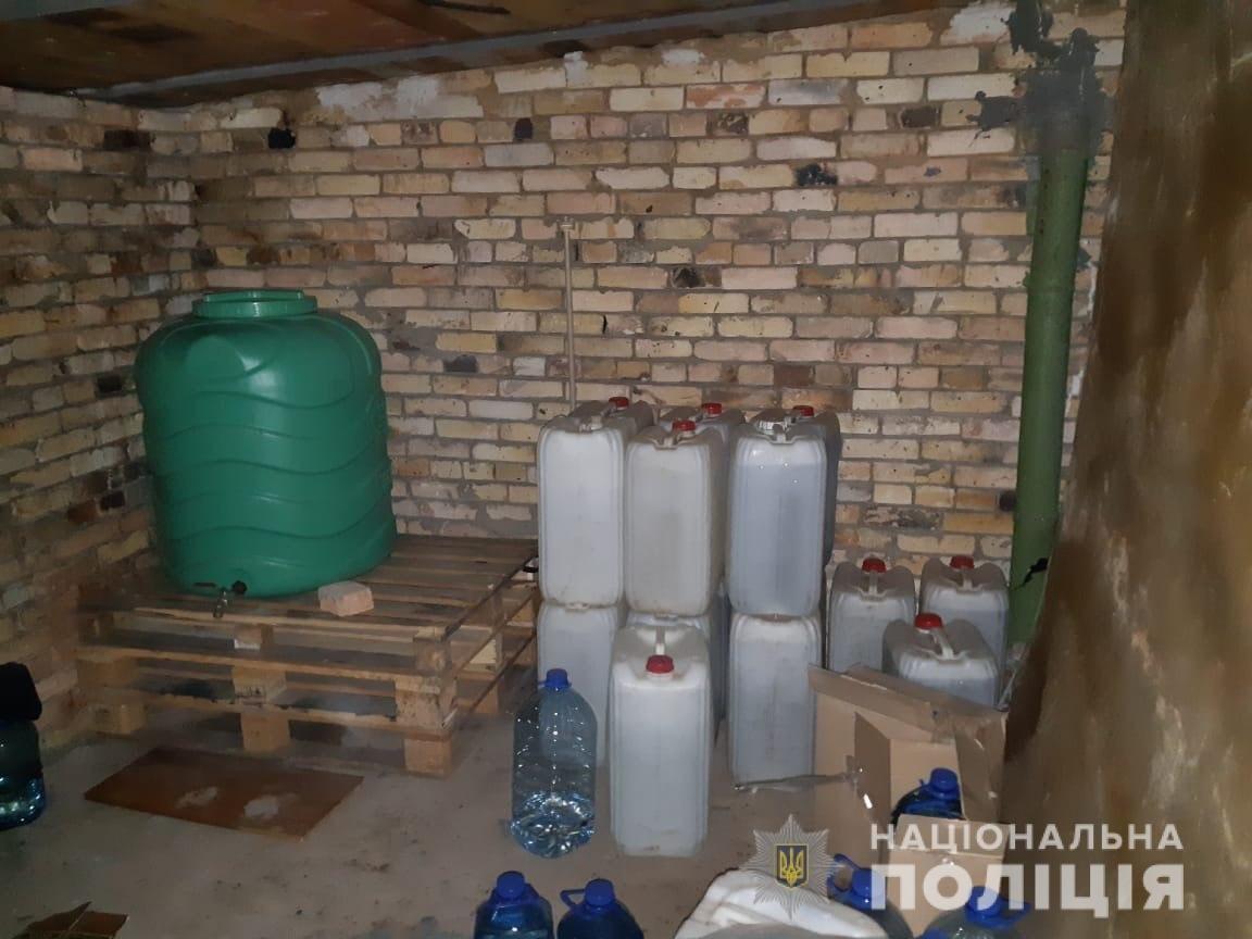 """В Днепропетровской области мужчина производил """"самопальный"""" алкоголь и продавал его в интернете, - ФОТО, ВИДЕО, фото-1"""