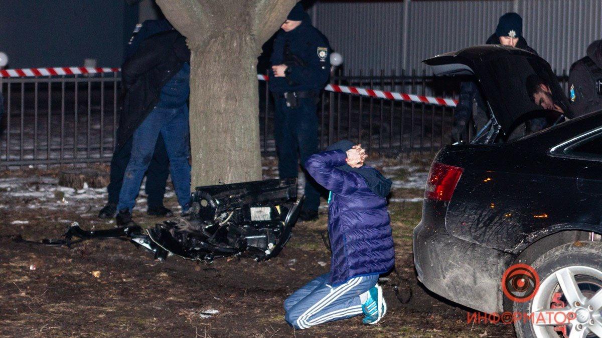 Похитили водителя и сбили троих пешеходов: авария в Днепре с Audi на Слобожанском проспекте, - ФОТО, фото-7