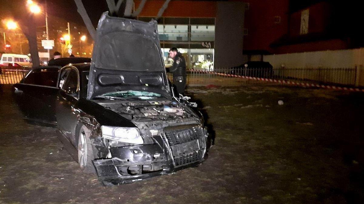 Похитили водителя и сбили троих пешеходов: авария в Днепре с Audi на Слобожанском проспекте, - ФОТО, фото-5