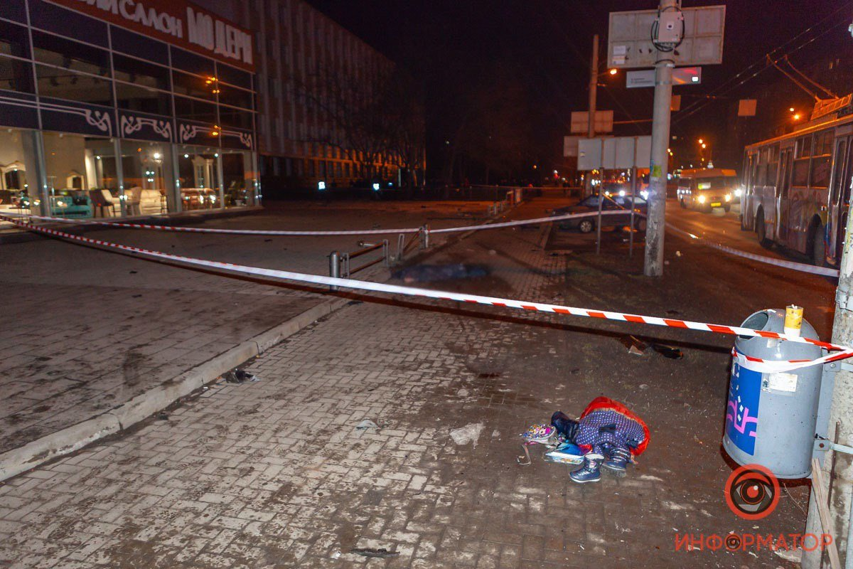 Похитили водителя и сбили троих пешеходов: авария в Днепре с Audi на Слобожанском проспекте, - ФОТО, фото-10