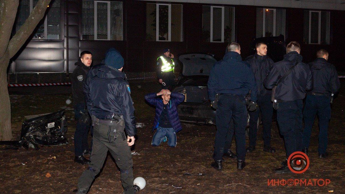 Похитили водителя и сбили троих пешеходов: авария в Днепре с Audi на Слобожанском проспекте, - ФОТО, фото-8
