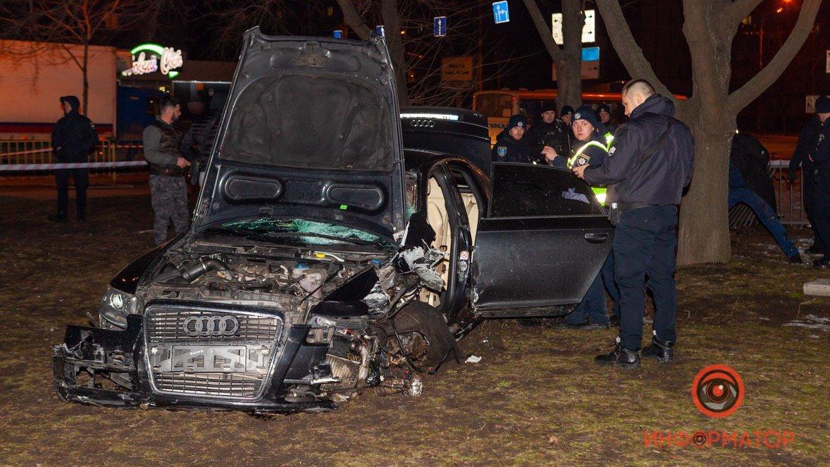 Похитили водителя и сбили троих пешеходов: авария в Днепре с Audi на Слобожанском проспекте, - ФОТО, фото-2