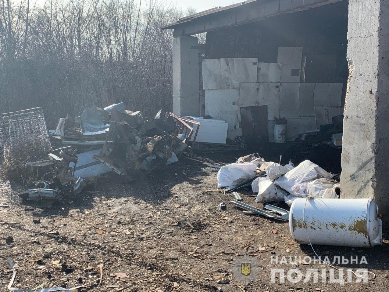 На Днепропетровщине правоохранители изъяли более 4 тонн металла в незаконных пунктах приема металлолома , - ФОТО, ВИДЕО, фото-1