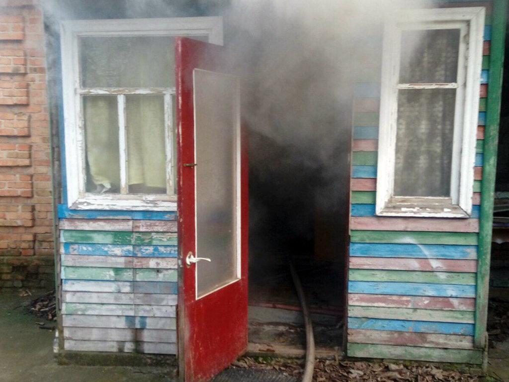 В Днепропетровской области на пожаре в жилом доме погиб мужчина, - ФОТО, ВИДЕО, фото-3