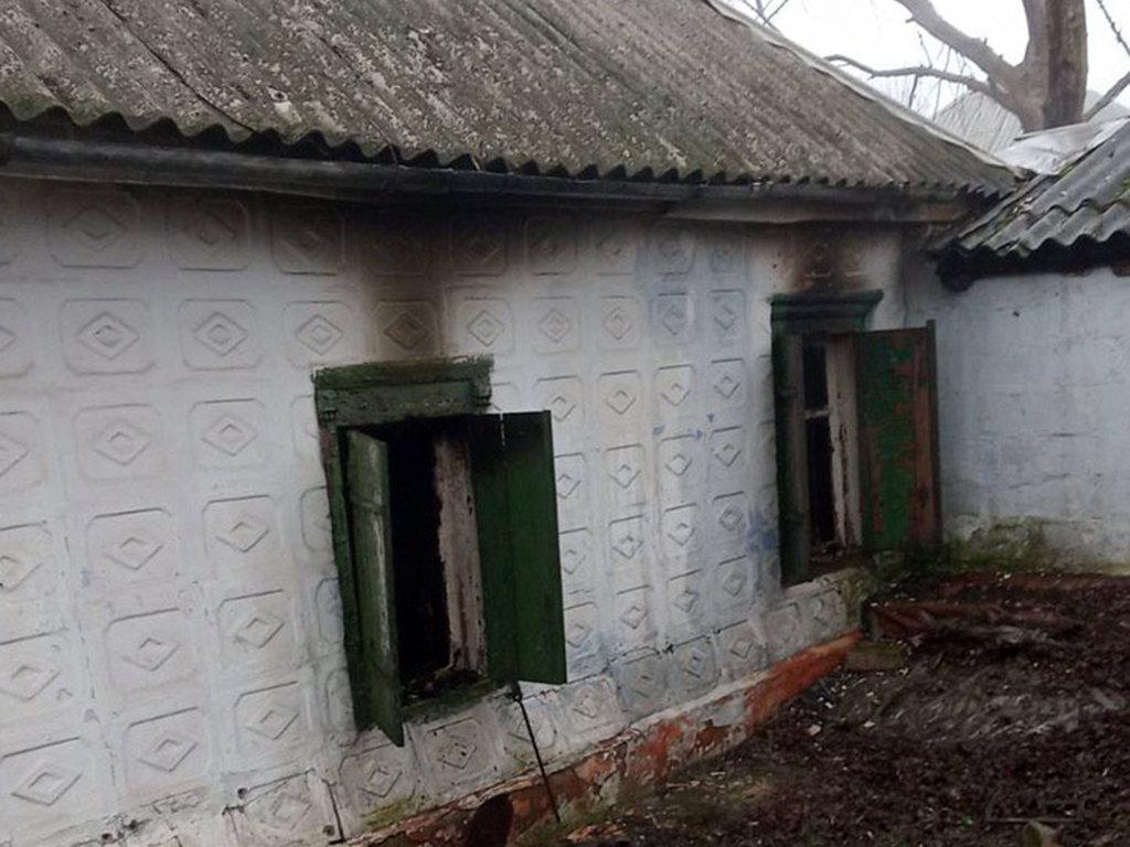 В Днепре рано утром горел жилой дом, - ФОТО, фото-1