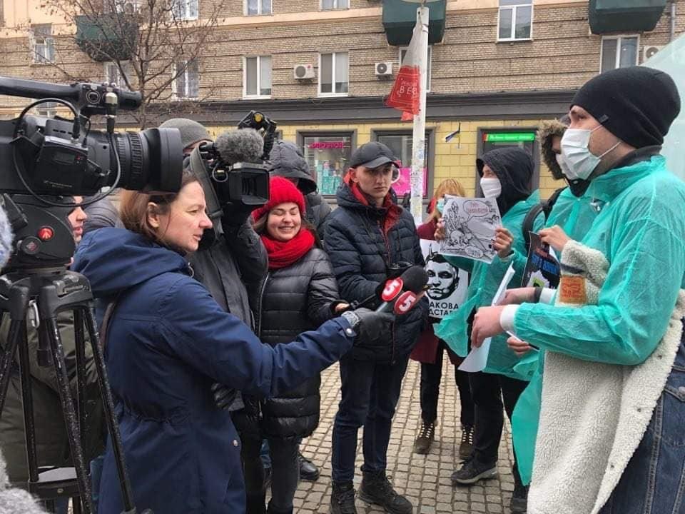 ГЕТЬ аваковірус: в центре Днепра прошла акция против Авакова, - ФОТО, фото-2
