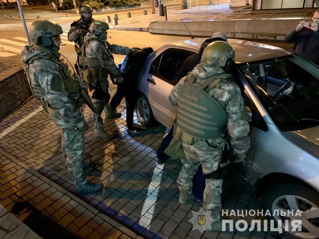 Перестрелка на Титова в Днепре произошла из-за женщины: все участники задержаны, фото-1