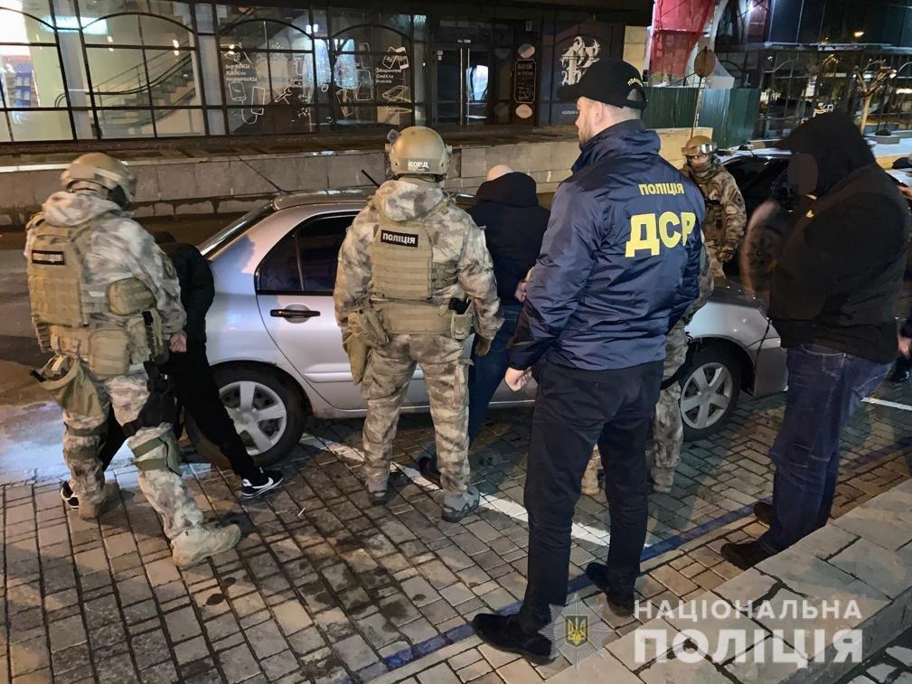 Перестрелка на Титова в Днепре произошла из-за женщины: все участники задержаны, фото-2