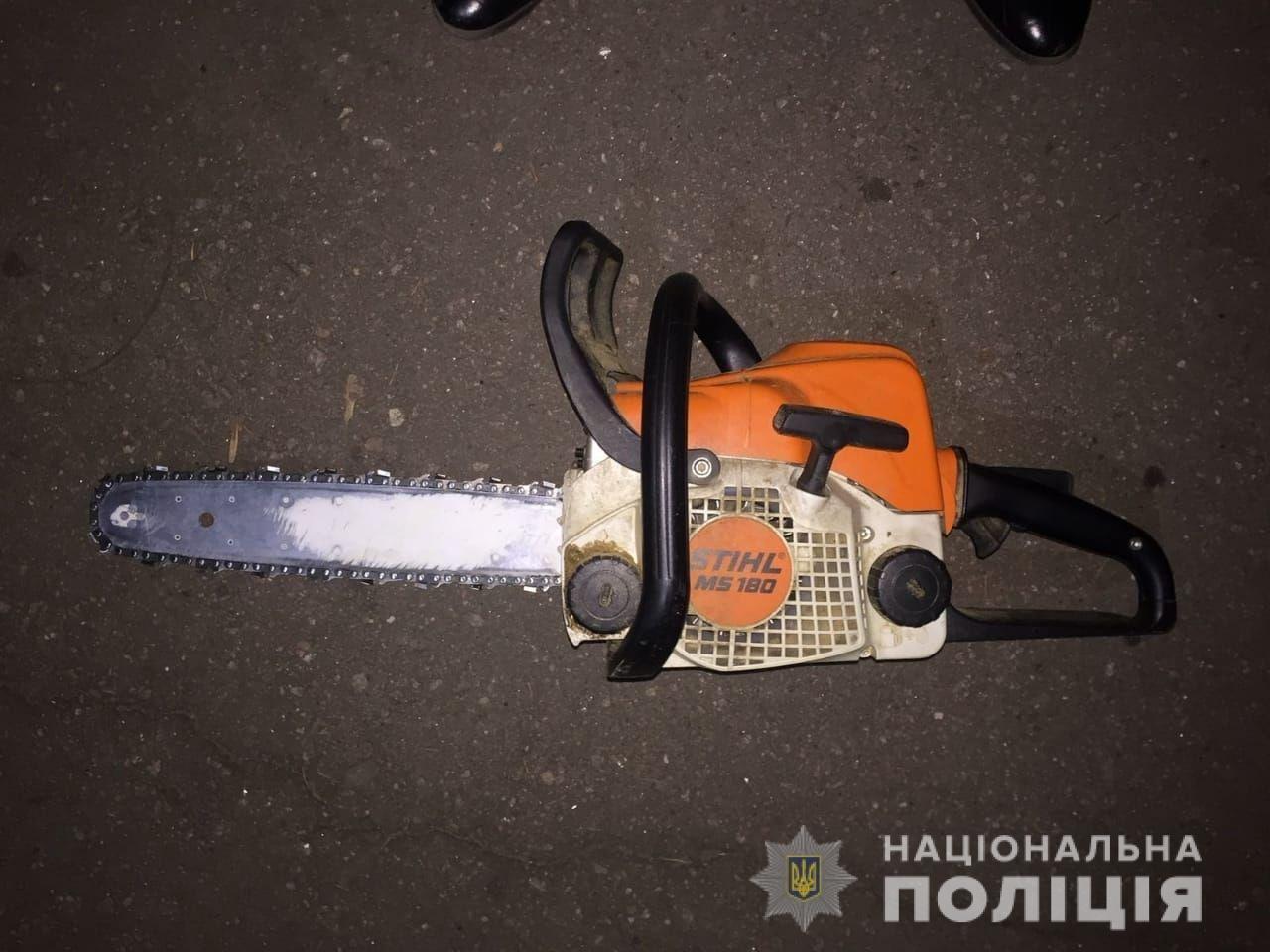 В Днепропетровской области мужчина, незаконно вырубывая лес, нанес государству урон в размере более 130 тысяч гривен, - ФОТО, фото-2