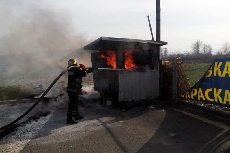 Под Днепром мужчина получил ожоги, когда пытался спасти свое авто, - ФОТО, фото-2
