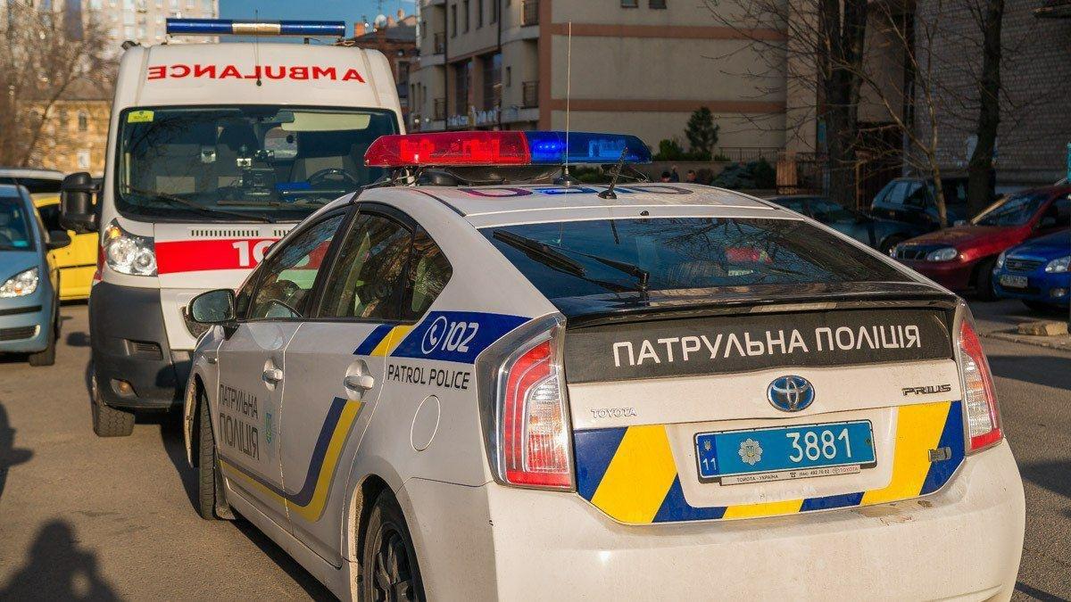 В Днепре 55-летняя женщина упала с балкона, фото-1