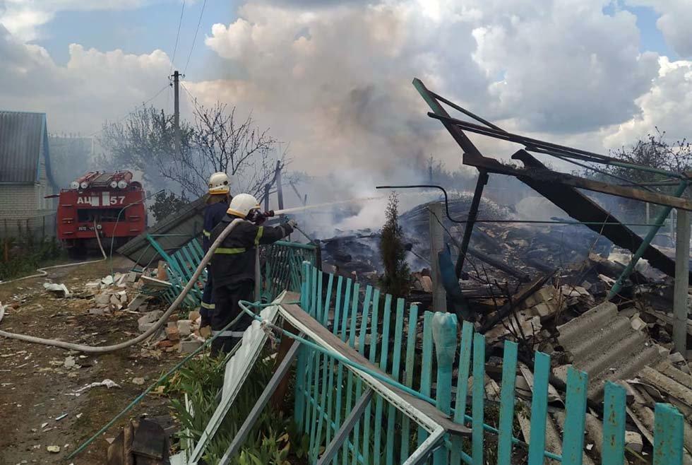 В Днепропетровской области взорвался газовый баллон в доме, - ФОТО, ВИДЕО, фото-1