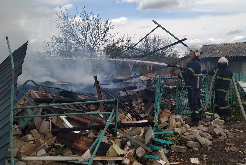 В Днепропетровской области взорвался газовый баллон в доме, - ФОТО, ВИДЕО, фото-2