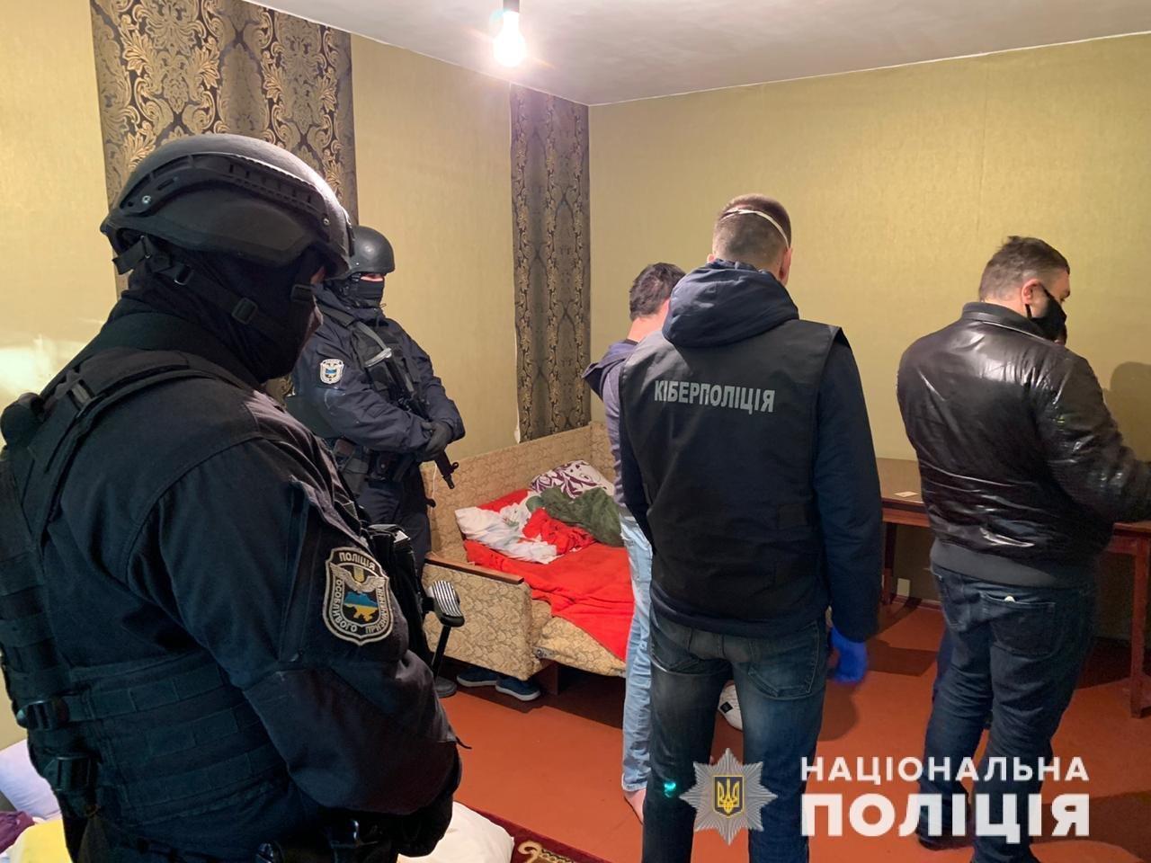 На Днепропетровщине задержали мошенников, которые под видом продажи масок и термометров выманивали деньги, - ФОТО, ВИДЕО, фото-2