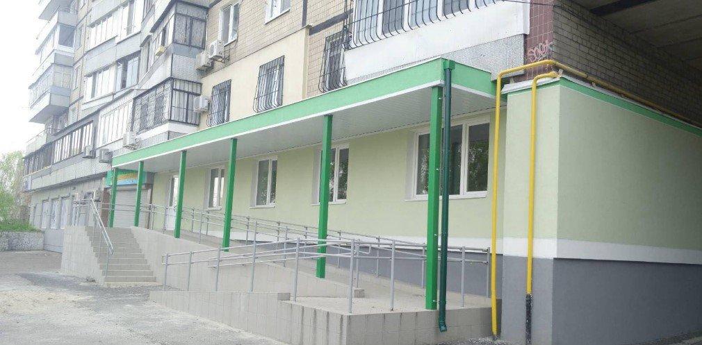 В Днепре завершилась реконструкция амбулатории №4, - ФОТО, фото-1