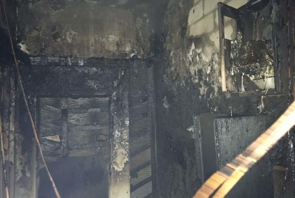 В Днепропетровской области в многоэтажке произошел пожар, - ФОТО, фото-2