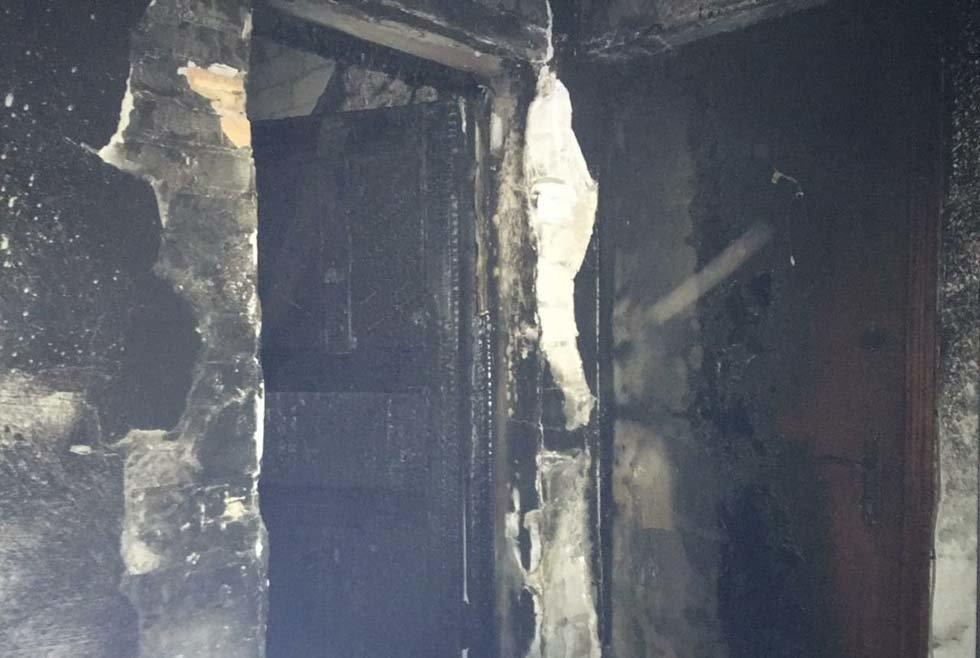 В Днепропетровской области в многоэтажке произошел пожар, - ФОТО, фото-3