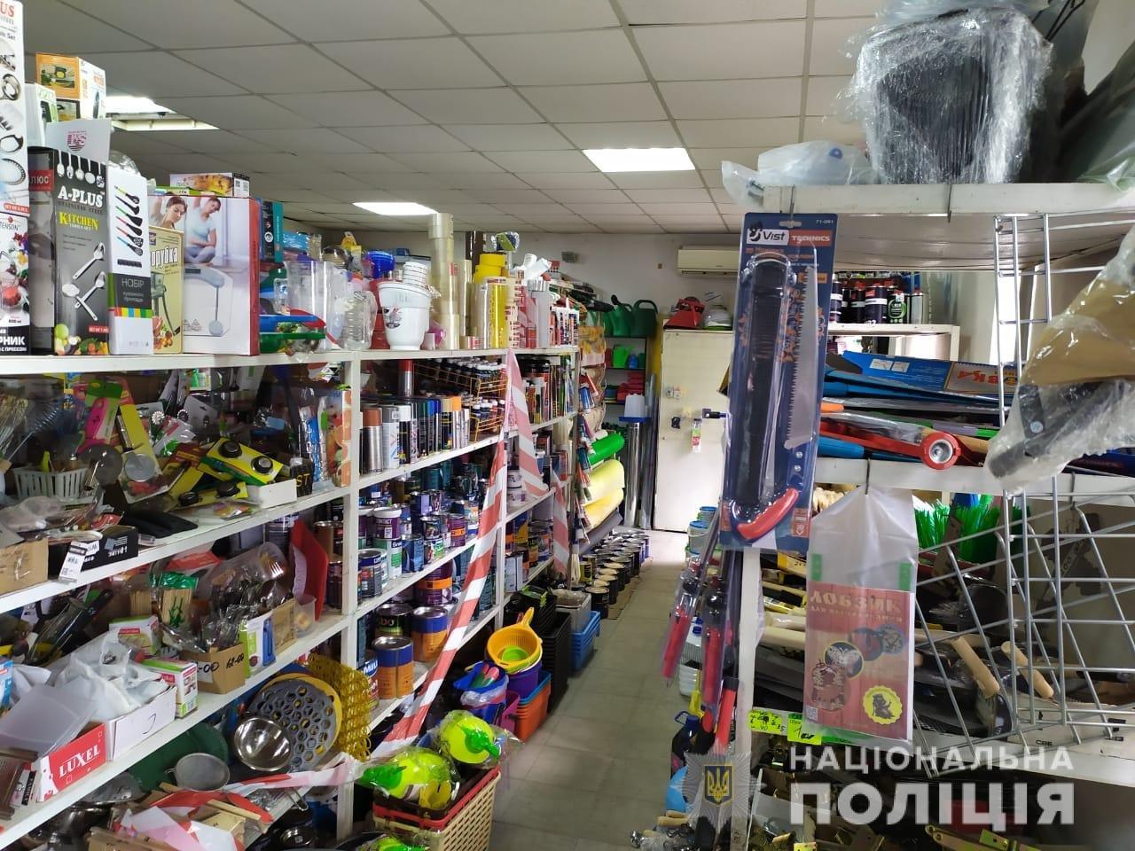 Под Днепром незаконно работали магазины и парикмахерская, нарушая карантин, - ФОТО, фото-1