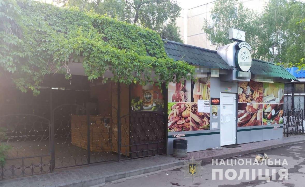 В Днепропетровской области пьяный мужчина на фоне ревности напал с ножом на 22-летнего гражданина, - ФОТО, фото-2