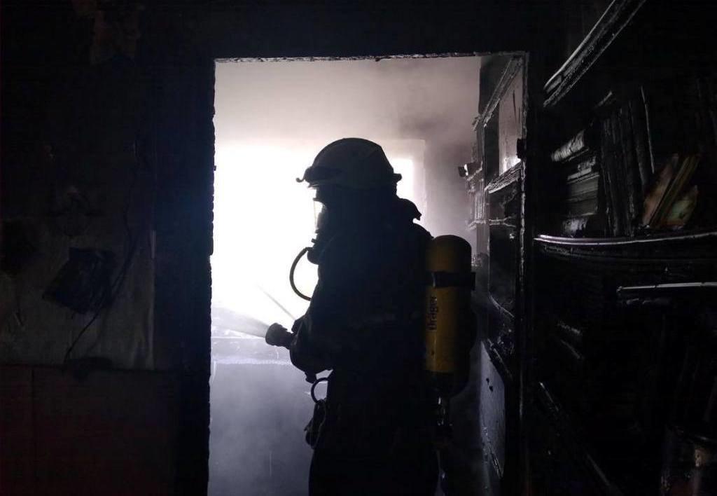 В Днепре на пожаре в квартире погибла женщина, - ФОТО, фото-3