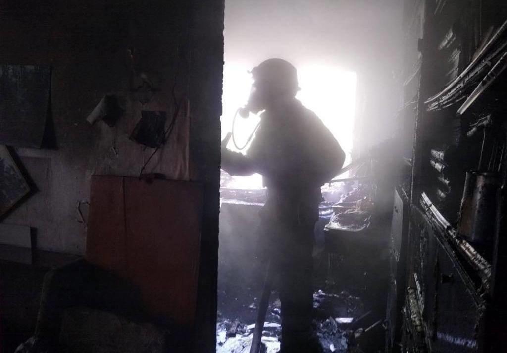 В Днепре на пожаре в квартире погибла женщина, - ФОТО, фото-2