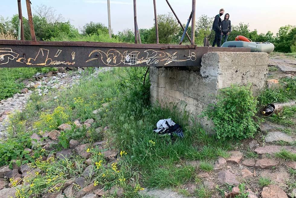 Под Днепром утонул ребенок: спасатели ищут его тело, - ФОТО, фото-2