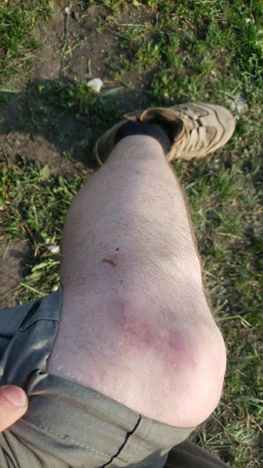 Днепровского изобретателя избили монтировкой и сломали его электровелосипед, - ФОТО, фото-3