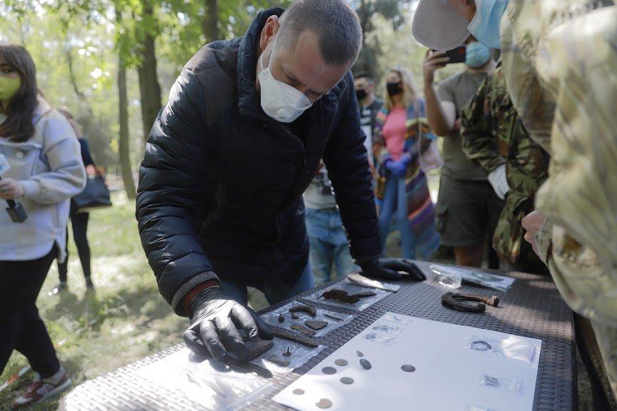 Борис Филатов о старте раскопок на месте предполагаемого расположения Лазаревской церкви, фото-1