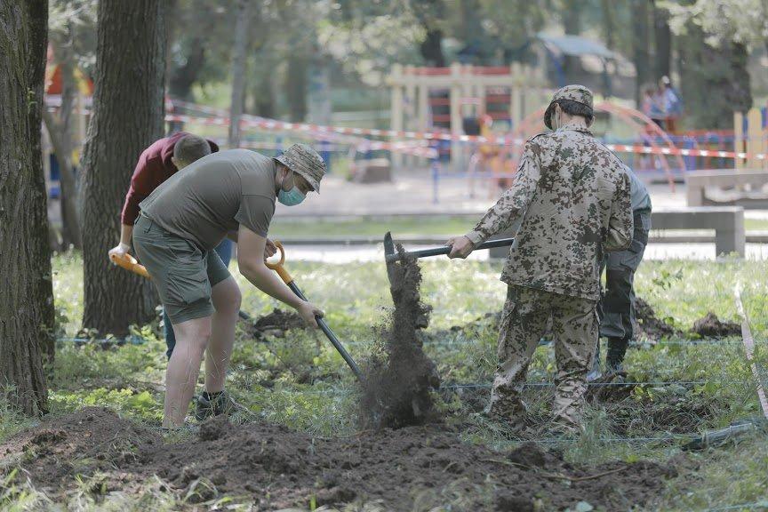 Борис Филатов о старте раскопок на месте предполагаемого расположения Лазаревской церкви, фото-2