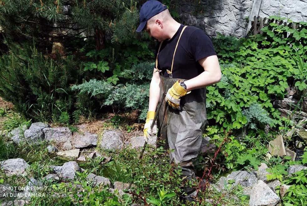 В Днепре во дворе частного дома обнаружили 5 змей, - ФОТО, фото-2