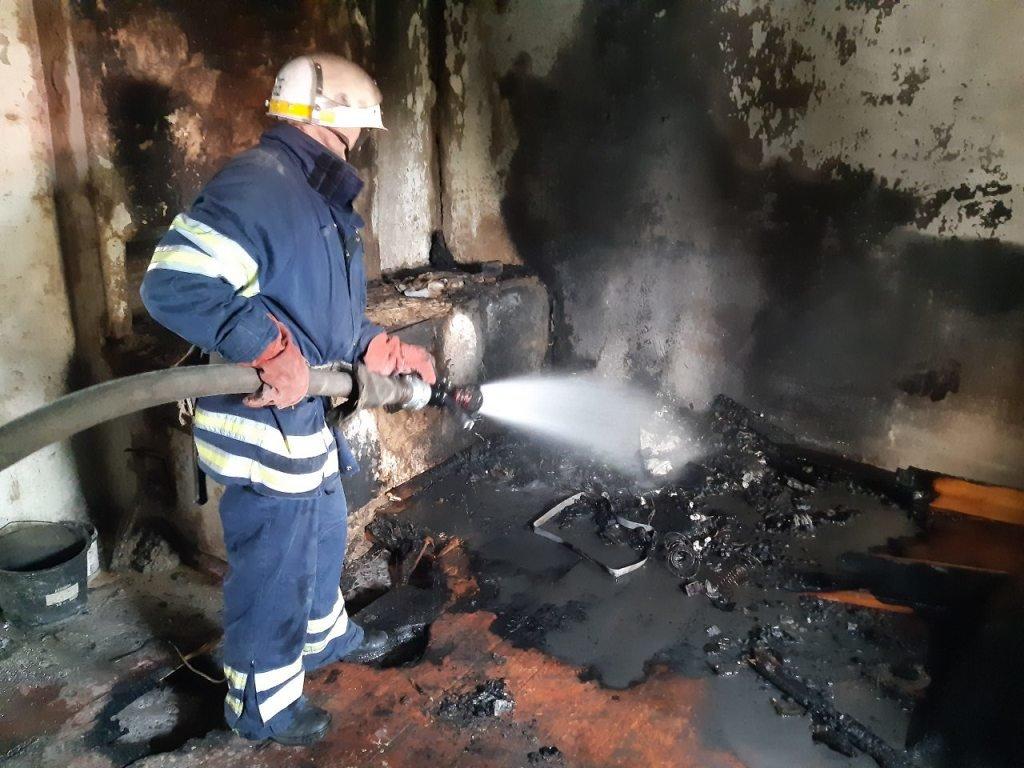 На Днепропетровщине произошло возгорание в комнате жилого одноэтажного дома, - ФОТО, фото-2