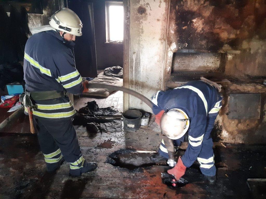 На Днепропетровщине произошло возгорание в комнате жилого одноэтажного дома, - ФОТО, фото-4