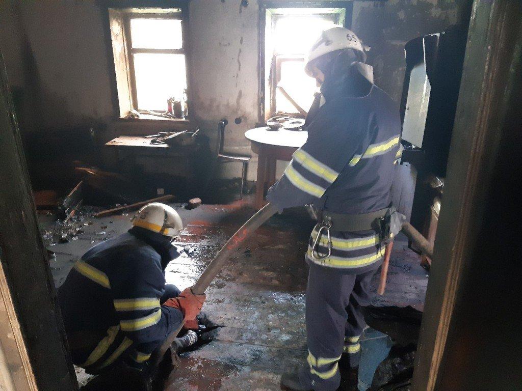 На Днепропетровщине произошло возгорание в комнате жилого одноэтажного дома, - ФОТО, фото-3