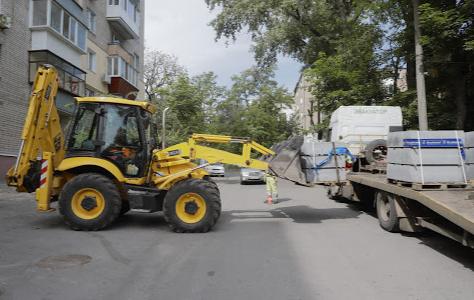 Борис Филатов о капитальном ремонте площади Шевченко: один из приоритетов в реконструкции городских территорий - удобство для пешеходов, фото-9