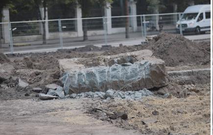 Борис Филатов о капитальном ремонте площади Шевченко: один из приоритетов в реконструкции городских территорий - удобство для пешеходов, фото-6