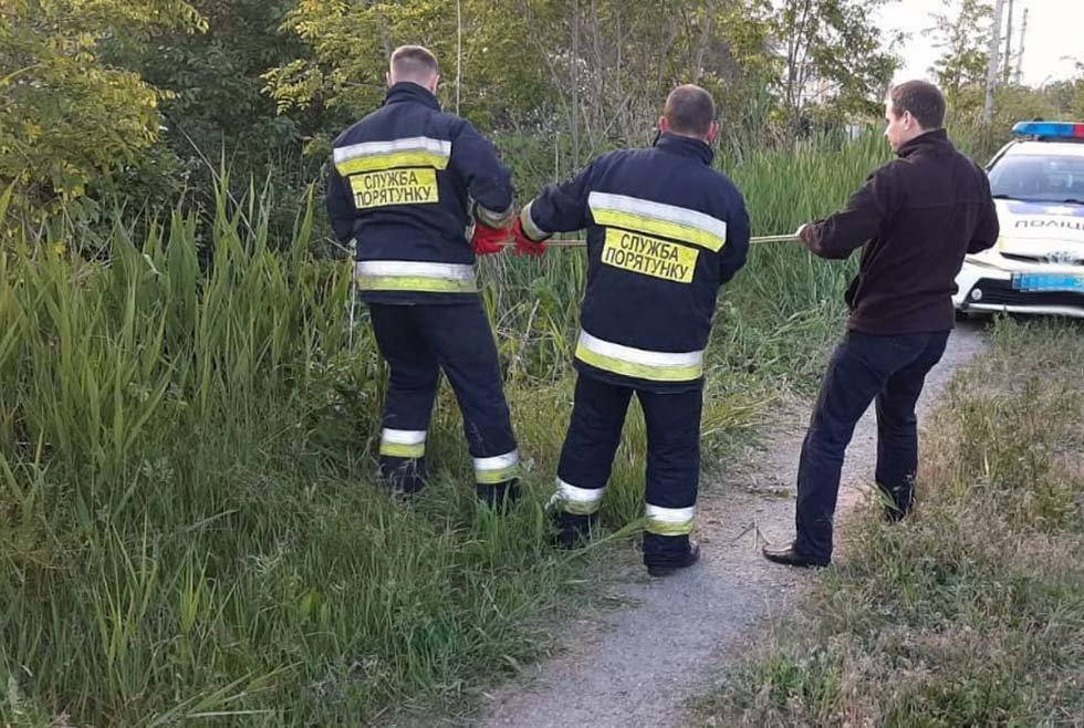 В Днепре в сточной канаве обнаружили тело мужчины, - ФОТО, фото-3