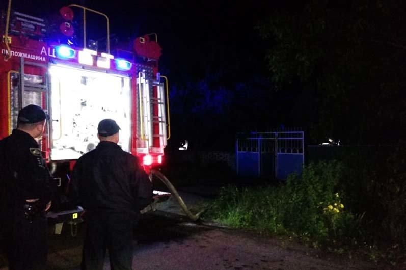 В Днепропетровской области произошёл пожар в жилом доме, - ФОТО, фото-1