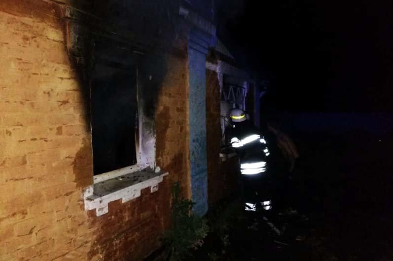 В Днепропетровской области произошёл пожар в жилом доме, - ФОТО, фото-2
