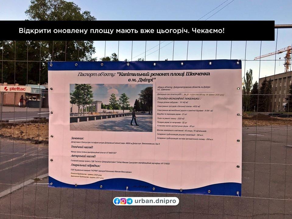 Как должна измениться площадь Шевченко в Днепре: в подробностях, - ФОТО, фото-8
