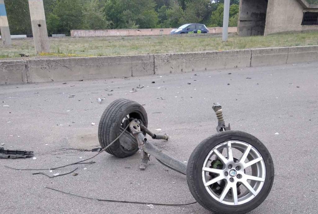 В Днепропетровской области произошло ДТП: один человек госпитализирован, - ФОТО, фото-3