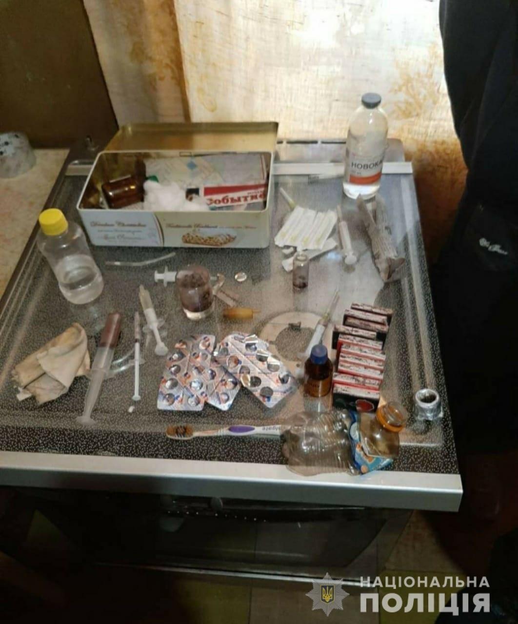 В Днепропетровской области обнаружили наркопритон, - ФОТО, фото-1