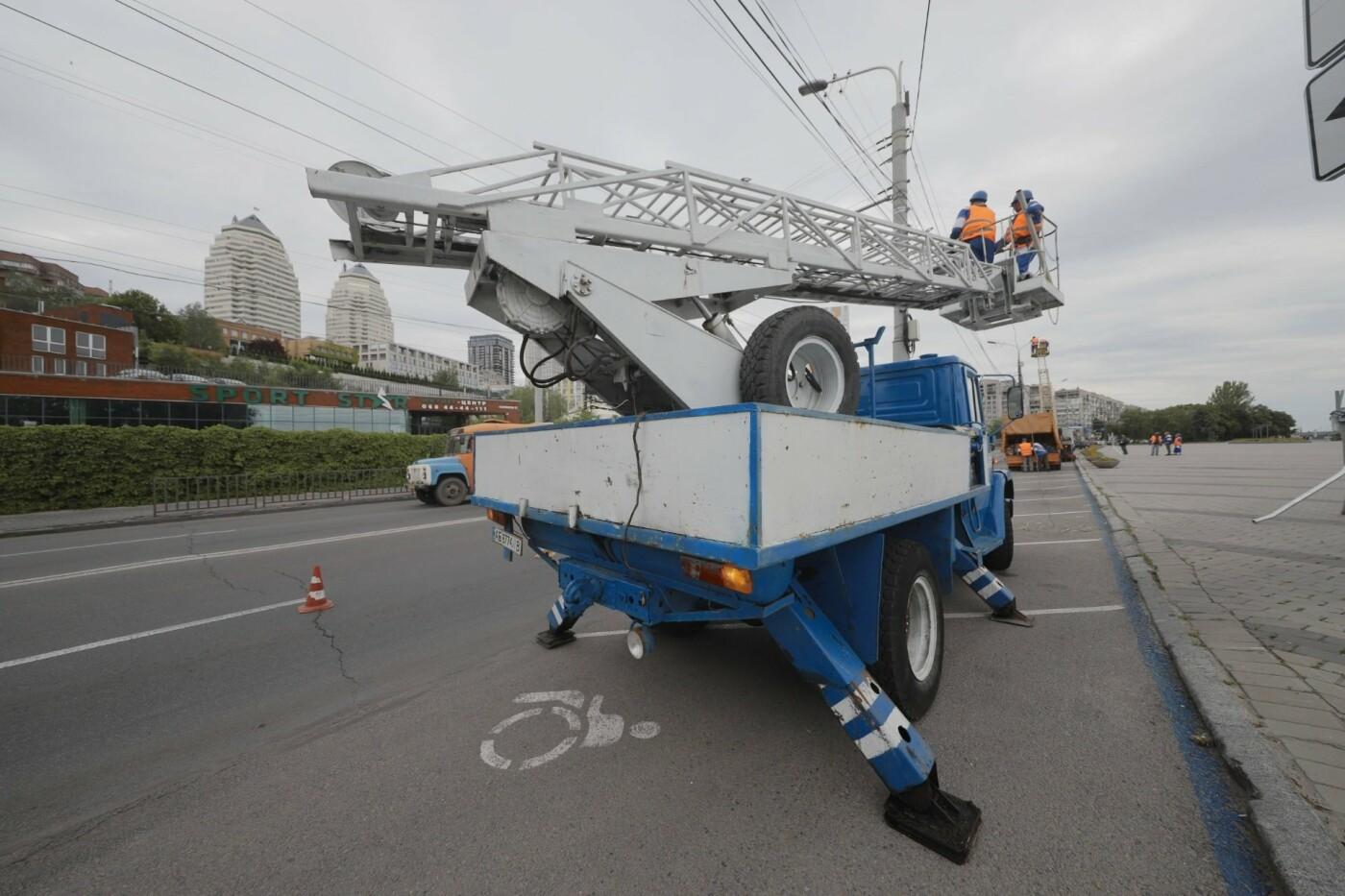 В Днепре продолжают модернизировать уличное освещение, - ФОТО, фото-4