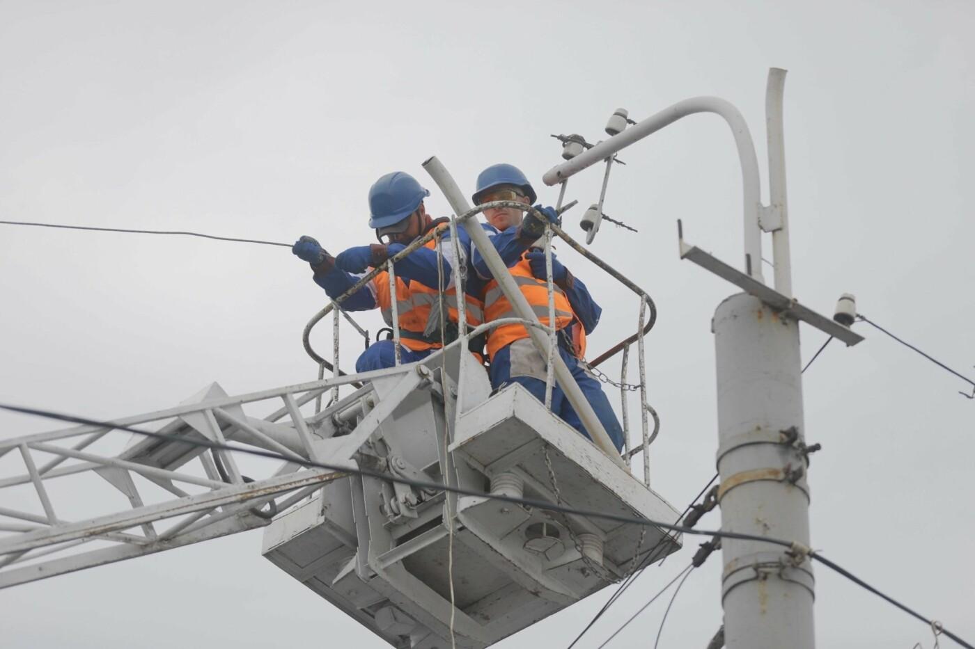 В Днепре продолжают модернизировать уличное освещение, - ФОТО, фото-6