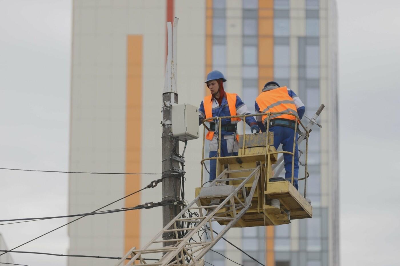 В Днепре продолжают модернизировать уличное освещение, - ФОТО, фото-7