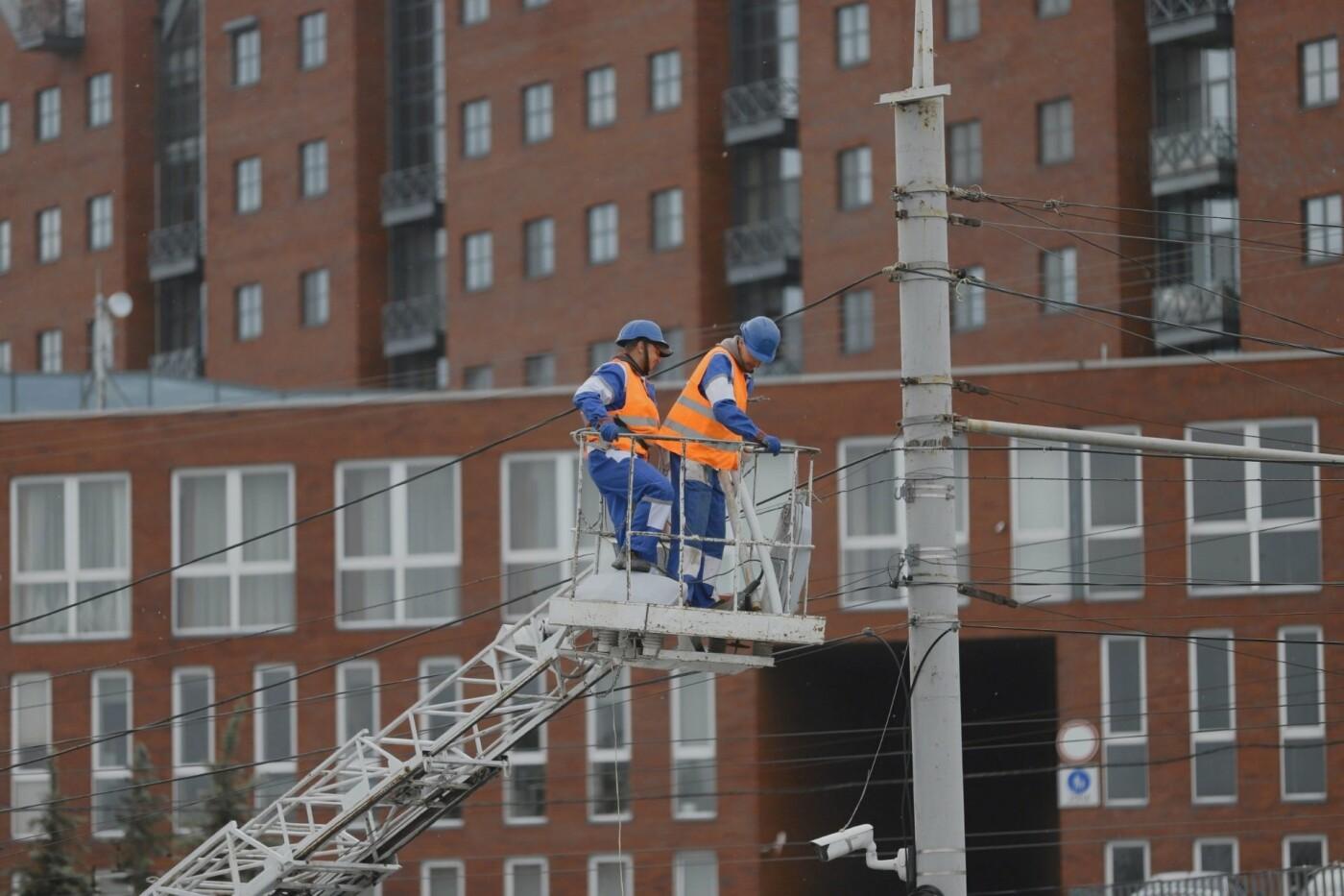 В Днепре продолжают модернизировать уличное освещение, - ФОТО, фото-8