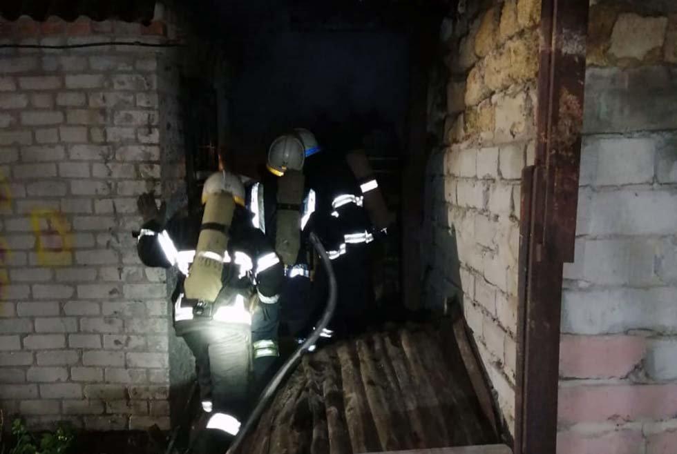 На Днепропетровщине во время пожара погиб мужчина, - ФОТО, фото-3